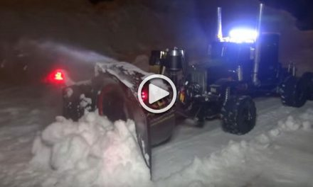 Awesome Snow-Eating Beast: RC ADVENTURES – Rotary Snow Plow