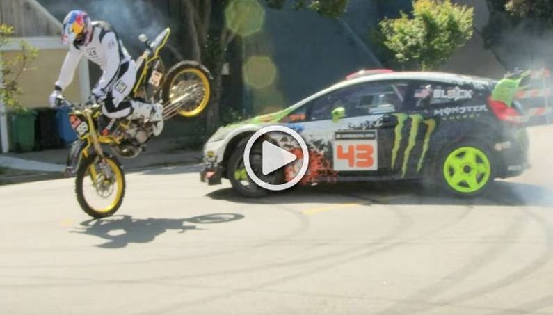 Gymkhana Five Ultimate Urban Playground San Francisco