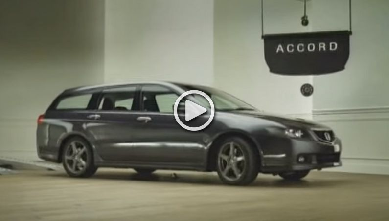 Honda Accord U2013 The Cog! Best Ad Ever Made By Honda