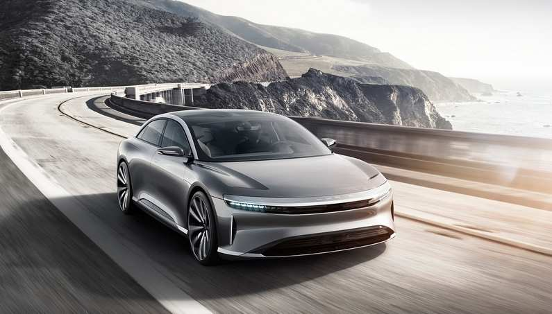 Lucid Motors AIR Sedan Is the New Long-Distance Champion in the EV World!