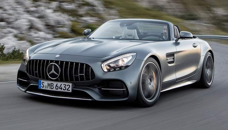 Mercedes-AMG GT and GT-C Roadster…Because We Like It Wild!