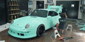 RWB Fighting Knight Porsche-image 3