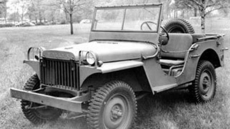 1941-1945 Jeep Willys MB