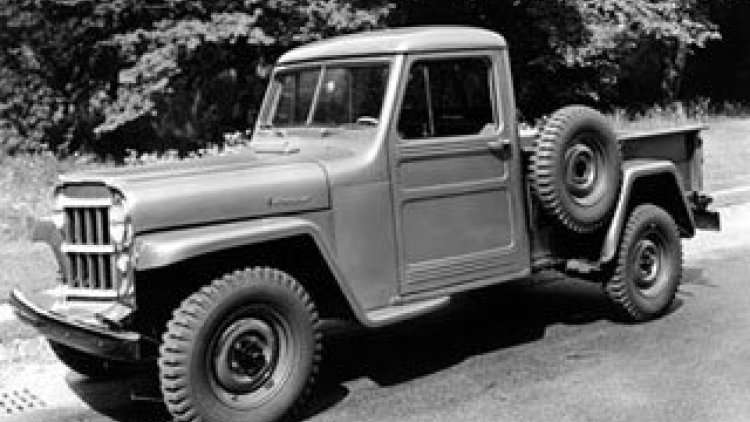 1947-1965 Jeep Willys Overland Truck