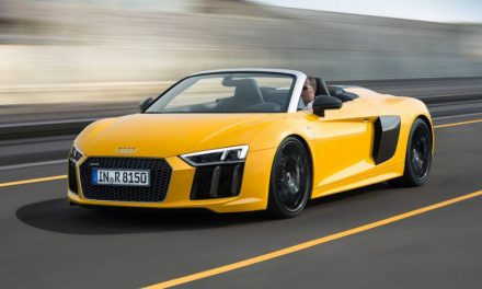 2017 Audi R8 Spyder V10 Pricing Won't Make Its Competitors Happy