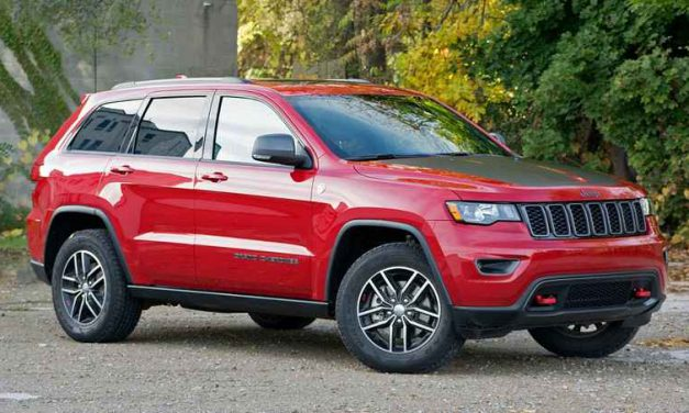 Infinite Possibilities With the 2017 Jeep Grand Cherokee Trailhawk