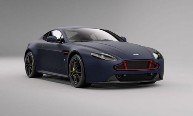 Aston Martin V8 and V12 Vantage are Coming with Red Bull Racing Touches
