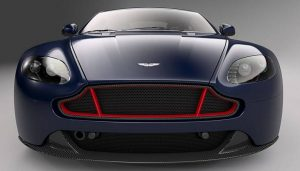Aston Martin V8 and V12 Vantage with Red Bull image5