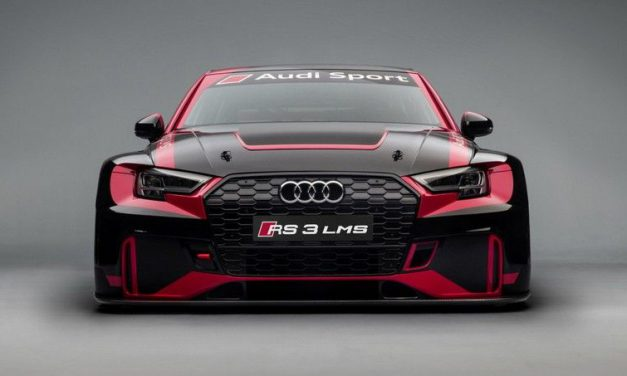 Audi RS3 LMS Is the Cheapest Racecar