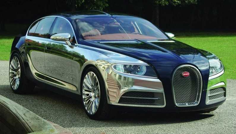 Bugatti Galibier With The Chrion's 1,500-HP Engine Would Be The Super Hypercar