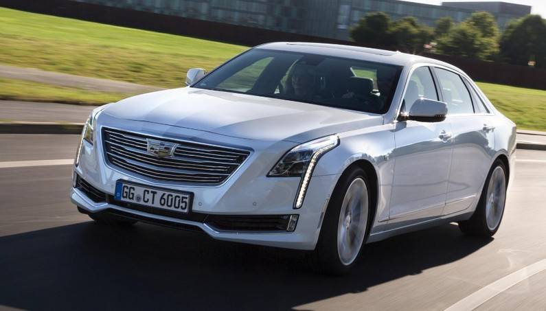 Cadillac Are Stepping Away From the Old-Person Car Reputation with the 2017 CT6 Platinum