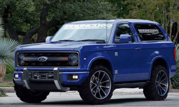 The New Ford Bronco Will Ride On Dana Solid Axles