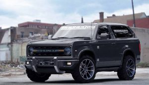 Ford Bronco 2020 arrival image3