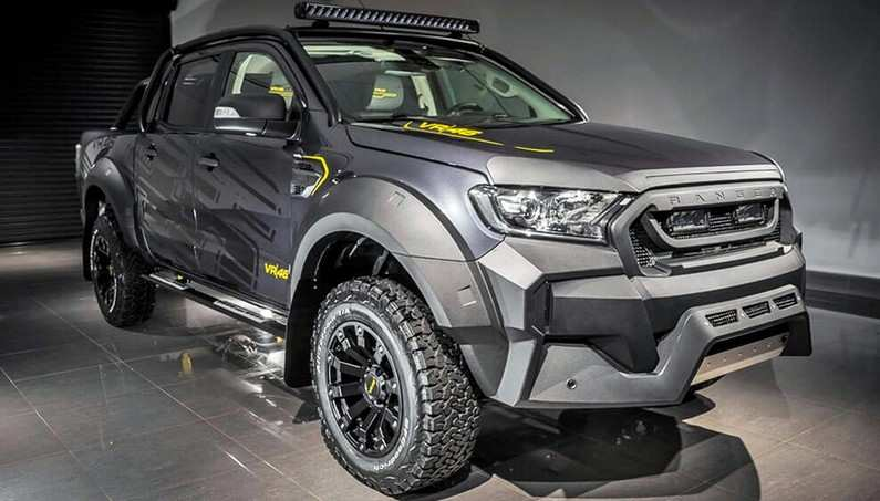 Rossi Became a Brand: Meet Ford's VR46 Ranger