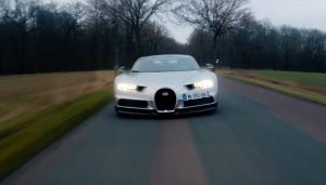 Grand Tour First to Test the Bugatti Chiron