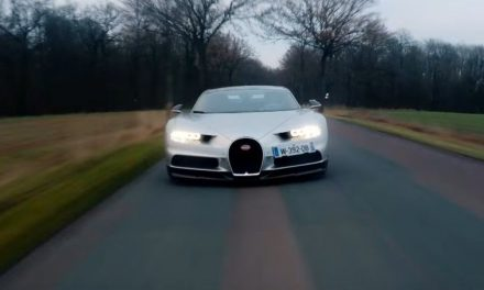 The Grand Tour First to Test the Most Advanced Car Ever Made: Bugatti Chiron