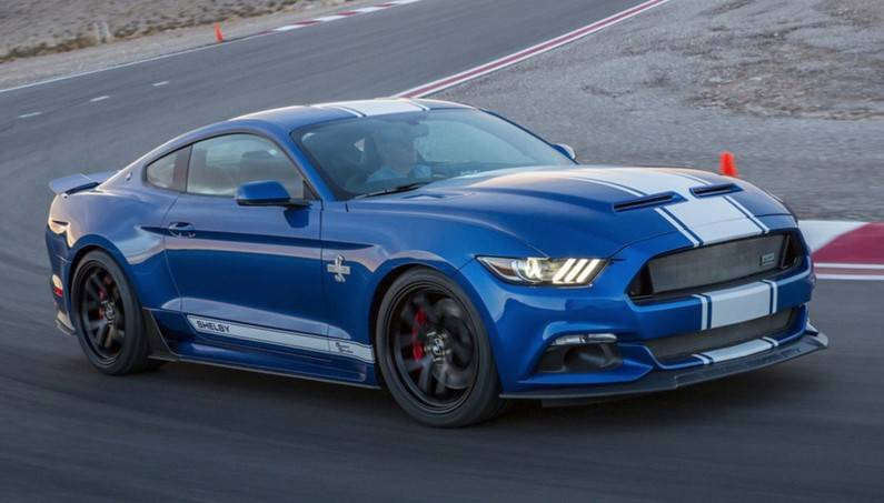 Shelby Celebrates Its 50th Birthday With a 750 HP Mustang-Based Super Snake Version!