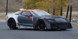 2018 Chevy Corvette mid-engine and C7 ZR1 image 1