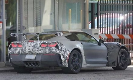 The actual mid-engine Chevy Corvette and C7 ZR1, eventually together