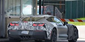 2018 Chevy Corvette mid-engine and C7 ZR1 image 5