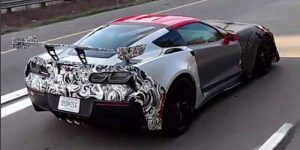 2018 Chevy Corvette mid-engine and C7 ZR1 image 6