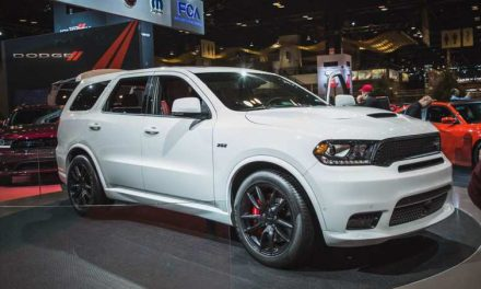 America's Fastest 3-Row SUV – 2018 Dodge Durango SRT