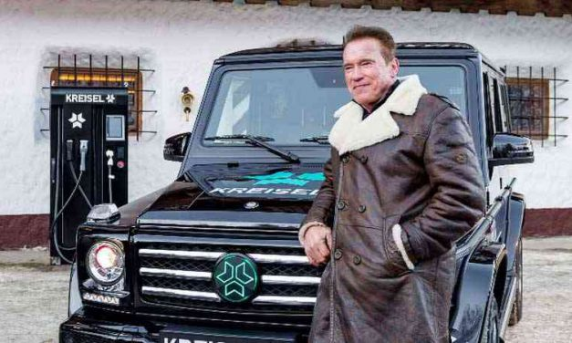 Arnold Schwarzenegger's Kreisel Electric G-Wagen Reaches 0-60 in 5.6 Seconds