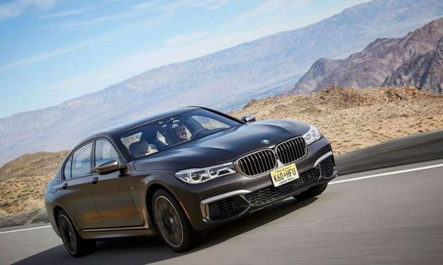 M760Li Is Even Faster Than BMW Had Thought: 0-62mph in 3.7 seconds