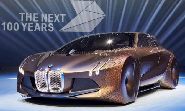 BMW Vision Next 100 Concept – How Cars Will Look Like and Behave in about 30 Years