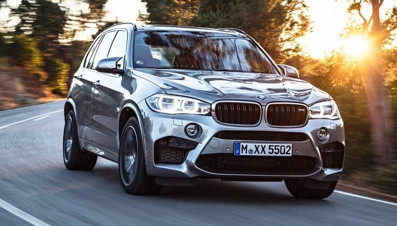 2017 BMW X5 M: Practicality and Supercar Acceleration In an Aggressively Styled Package