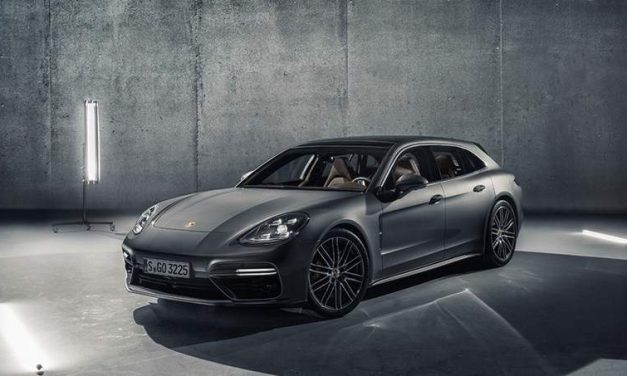 Porsche Panamera Sport Turismo Available With Up To 550hp