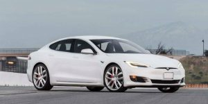 TESLA MODEL S P100D Acceleration-image2