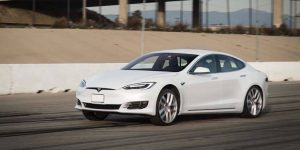 TESLA MODEL S P100D Acceleration-image3