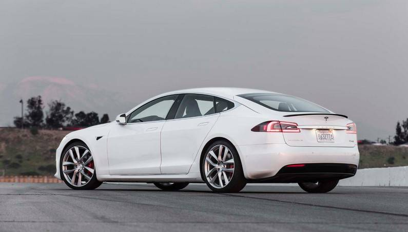 TESLA MODEL S P100D Acceleration-image5