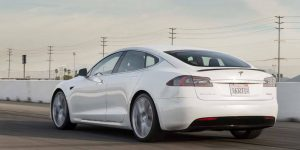 TESLA MODEL S P100D Acceleration-image7