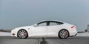 TESLA MODEL S P100D Acceleration-image8