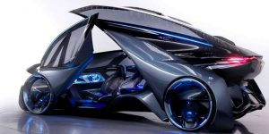 chevrolet fnr concept-dragonfly doors