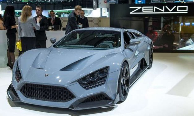 TS1 GT Supercar: Happy 10th Anniversary Zenvo!