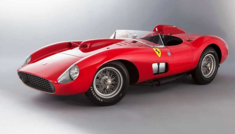 The Most Expensive Cars Sold at Auction Last Year Part 2