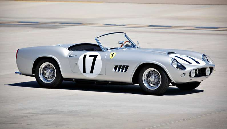 1959 Ferrari 250GT California LWB Alloy Spider