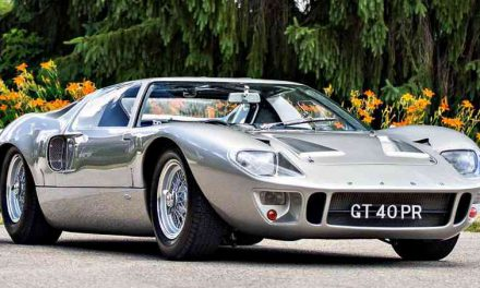 The Most Expensive Cars Sold at Auction Last Year / Part 1