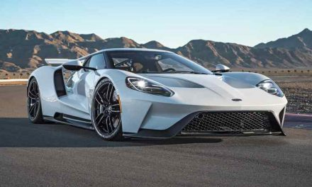 Ford GT is faster than McLaren 675LT and the Ferrari 458 Speciale