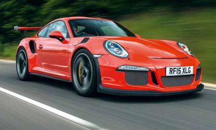 Porsche 911 GT3 Gets 4.0-liter Engine, Flat 6-speed Manual