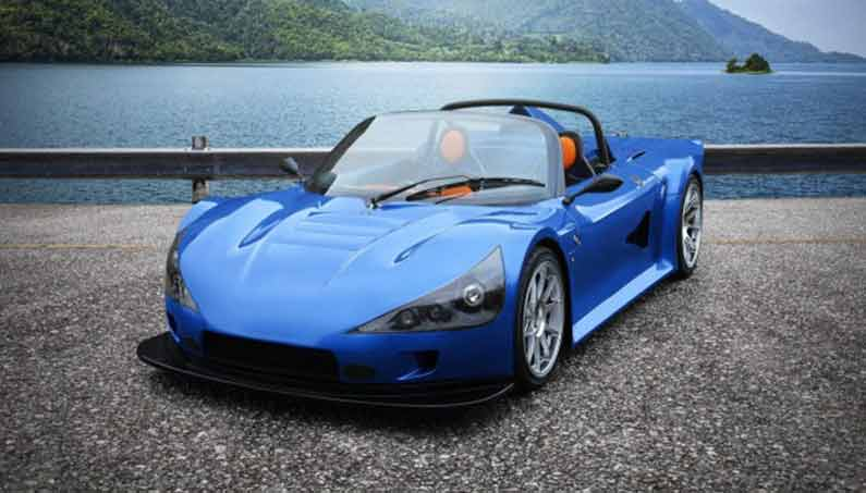 The Focus RS-Powered Avatar Roadster Debuts In Production Trim