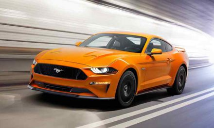 2018 Ford Mustang Gains New Tech