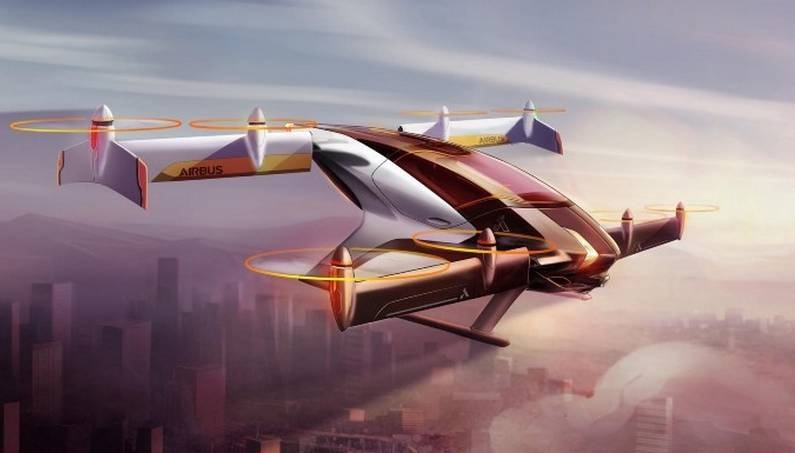 Airbus to test self-piloted flying car 02