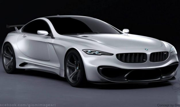 The BMW M8 Supercar is Happening