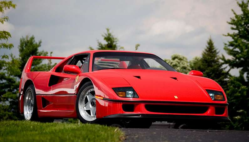 Ferrari F40 – The Most Iconic Supercar Ever