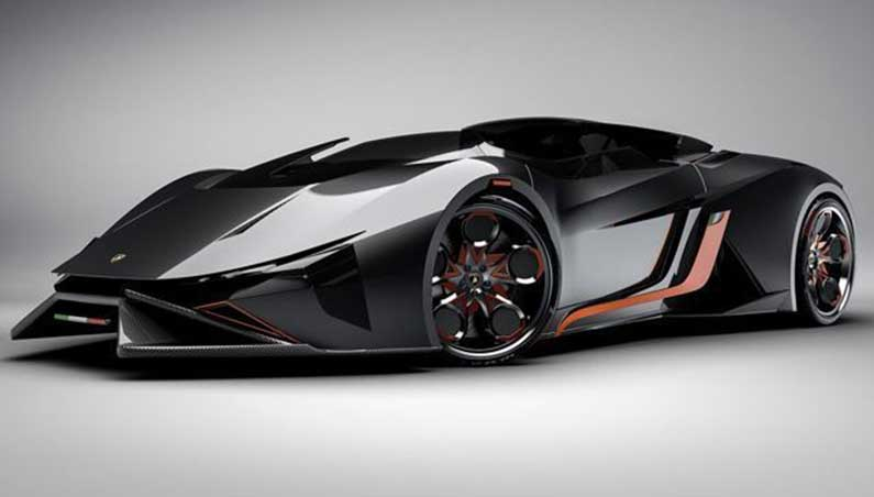 Lamborghini Vitola is Reportedly Brands's All-Electric Hypercar