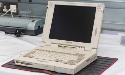 This Ancient Laptop Is The Only Key To The maintenance of McLaren F1s